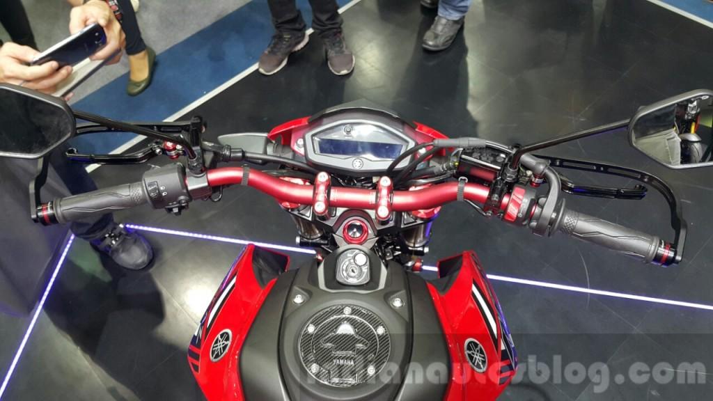 Xe naked bike Yamaha M-Slaz trình làng, giá từ 56 triệu Đồng