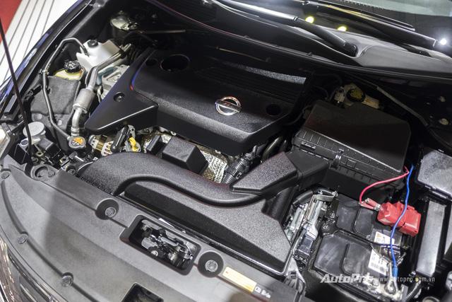Nissan Teana thể thao hơn với gói phụ kiện chính hãng - Ảnh 11.