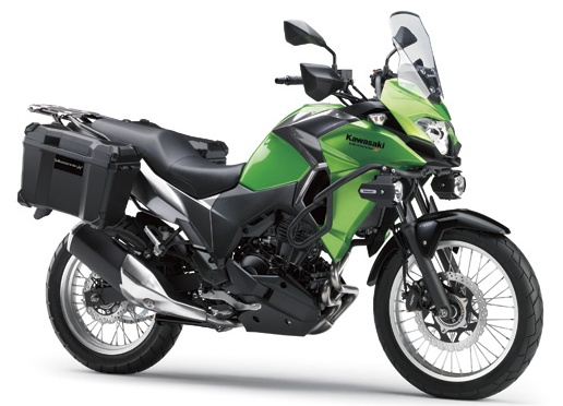 Cách đây khoảng 1 tháng, hãng Kawasaki đã khá lặng lẽ công bố thông tin và hình ảnh của mẫu xe adventure phân khối nhỏ mang tên Versys-X 250. Đến nay, Kawasaki Versys-X 250 đã đặt chân đến Indonesia.