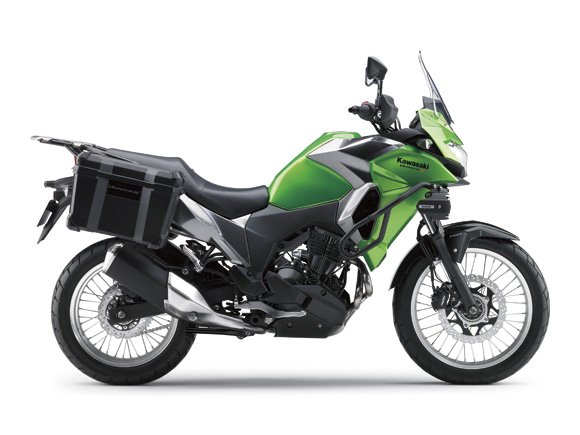 Tại thị trường Indonesia, Kawasaki Versys-X 250 có 2 phiên bản là City và Tourer.