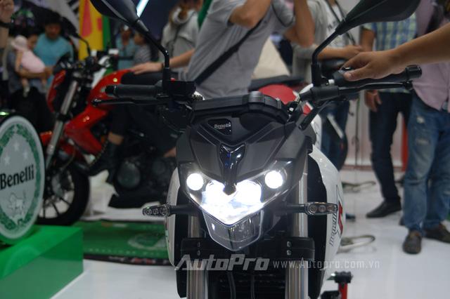 Đối thủ Honda MSX125, Benelli TNT125 chốt giá 42 triệu Đồng - Ảnh 3.