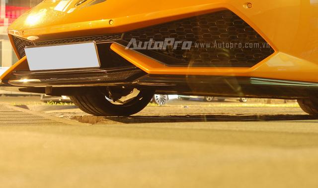 Rao bán Lamborghini Huracan LP610-4 độ gần 15,2 tỷ Đồng tại Sài thành - Ảnh 7.