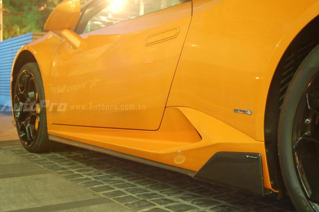 Rao bán Lamborghini Huracan LP610-4 độ gần 15,2 tỷ Đồng tại Sài thành - Ảnh 8.