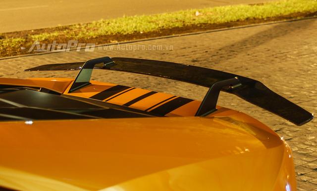 Rao bán Lamborghini Huracan LP610-4 độ gần 15,2 tỷ Đồng tại Sài thành - Ảnh 9.