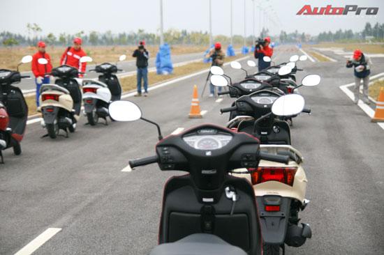 """Kinh doanh xe máy: Không dễ """"móc hầu bao"""" người tiêu dùng Việt - Ảnh 2."""