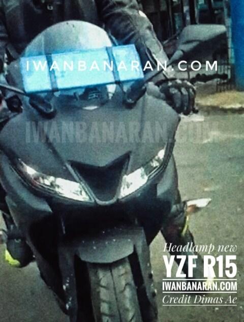 Yamaha R15 3.0 2017 tiếp tục lộ diện với những trang bị mới - Ảnh 1.