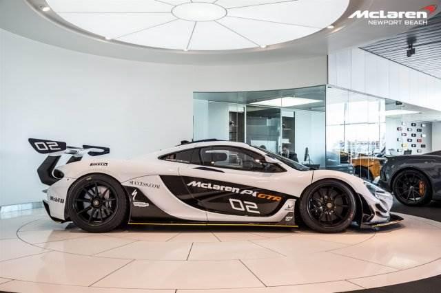 1 trong 35 chiếc McLaren P1 GTR trên toàn thế giới tìm chủ mới - Ảnh 3.