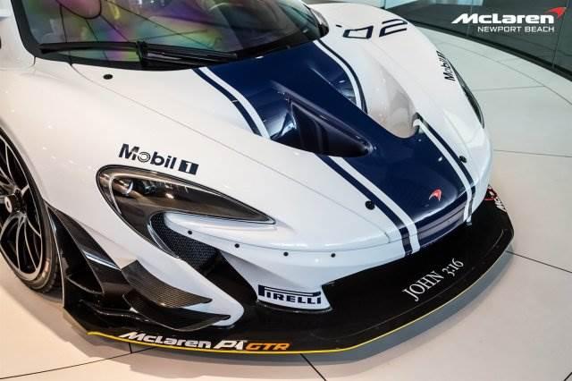 1 trong 35 chiếc McLaren P1 GTR trên toàn thế giới tìm chủ mới - Ảnh 4.