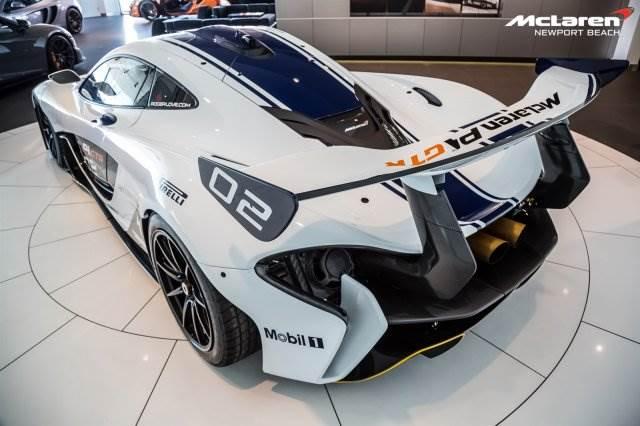 1 trong 35 chiếc McLaren P1 GTR trên toàn thế giới tìm chủ mới - Ảnh 6.