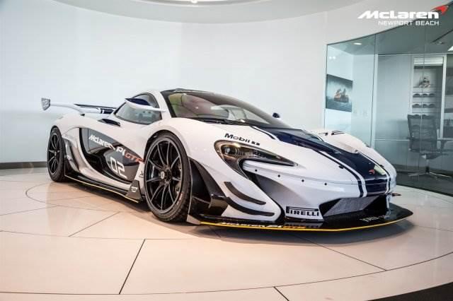 1 trong 35 chiếc McLaren P1 GTR trên toàn thế giới tìm chủ mới - Ảnh 8.