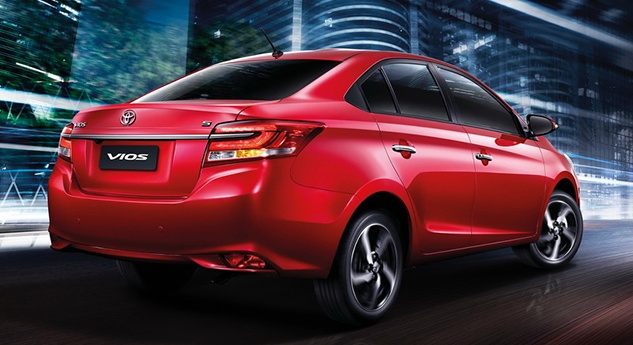Toyota Vios 2017 sẽ về Việt Nam chính thức trình làng, giá từ 389 triệu Đồng - Ảnh 17.