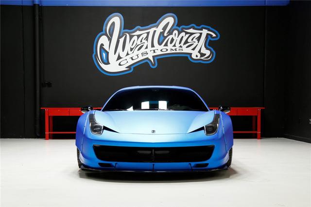 Siêu xe Ferrari 458 Italia độ khủng của Justin Bieber tìm thấy chủ mới với giá 9,78 tỷ Đồng - Ảnh 4.