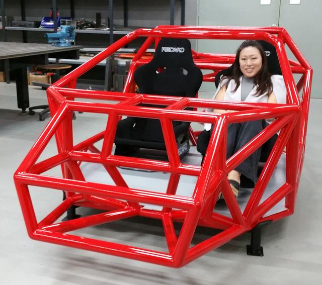 Siêu xe đầu tiên của Singapore sắp ra mắt trong triển lãm Geneva 2017 - Ảnh 2.