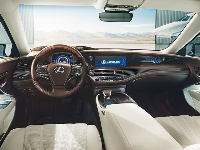 Lexus LS 2018 có 3 tính năng an toàn chưa từng xuất hiện ở bất kỳ xe nào - Ảnh 2.