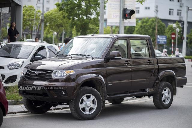 Xe UAZ không rẻ như kỳ vọng, giá từ 460 triệu Đồng tại Việt Nam - Ảnh 2.