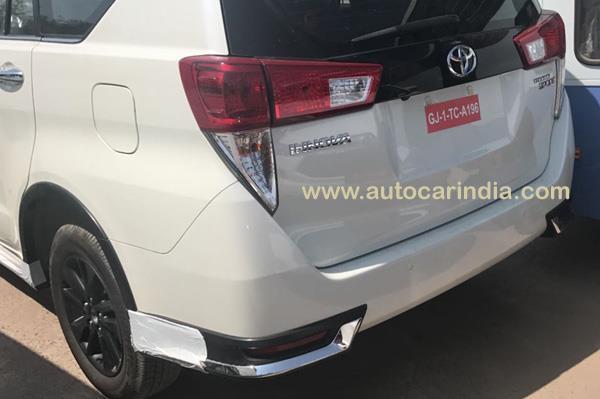Lộ diện Toyota Innova cao cấp hơn xe ở Việt Nam - Ảnh 2.