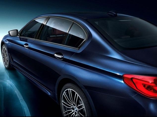 BMW 5-Series trục cơ sở dài hiện nguyên hình, giá từ 1,47 tỷ Đồng - Ảnh 1.