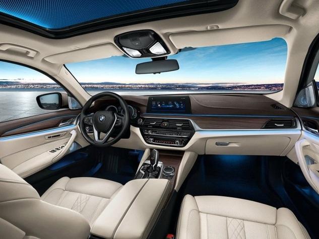 BMW 5-Series trục cơ sở dài hiện nguyên hình, giá từ 1,47 tỷ Đồng - Ảnh 2.
