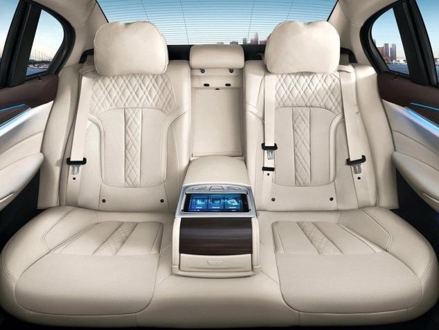 BMW 5-Series trục cơ sở dài hiện nguyên hình, giá từ 1,47 tỷ Đồng - Ảnh 3.