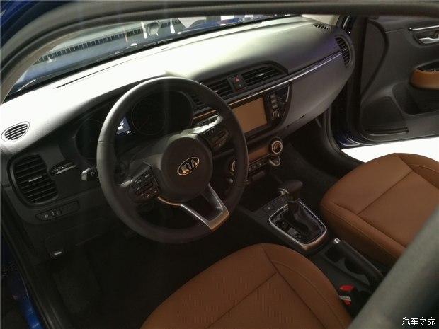 Vén màn crossover nhỏ xinh và giá mềm Kia K2 Cross - Ảnh 5.
