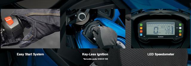Cặp mô tô 150 phân khối giá rẻ của Suzuki sắp ra mắt Việt Nam - Ảnh 4.