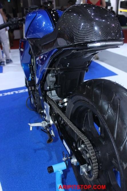 Chiêm ngưỡng phiên bản Café Racer của Suzuki GSX-R150 sắp ra mắt Việt Nam - Ảnh 7.