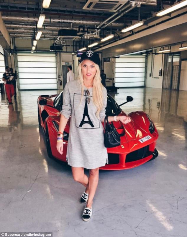 Làm quen với Supercar Blondie - Cô gái đến từ miền quê lái siêu xe để kiếm sống - Ảnh 6.