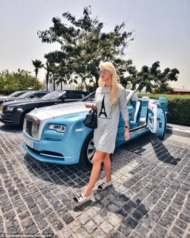 Làm quen với Supercar Blondie - Cô gái đến từ miền quê lái siêu xe để kiếm sống - Ảnh 10.