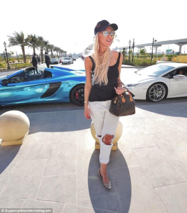 Làm quen với Supercar Blondie - Cô gái đến từ miền quê lái siêu xe để kiếm sống - Ảnh 7.