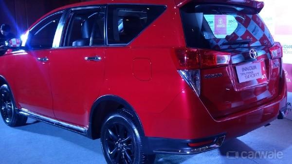 Toyota Innova bản cao cấp Touring Sport 2017 trình làng - Ảnh 11.