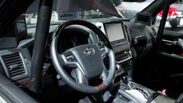 Toyota Land Cruiser 2.000 mã lực trở thành chiếc SUV nhanh nhất thế giới - Ảnh 6.