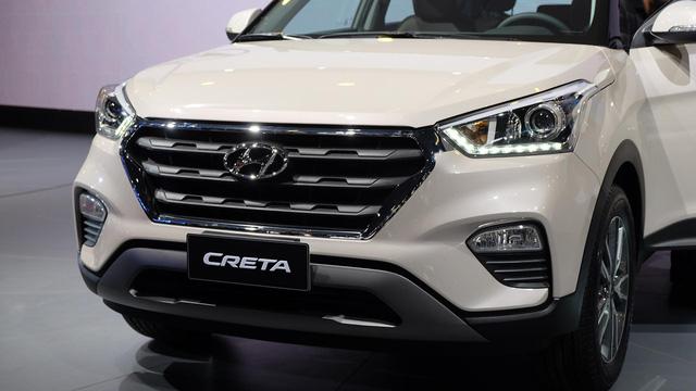 Hyundai Creta 2018 lộ diện với thiết kế khác xe ở Việt Nam - Ảnh 3.