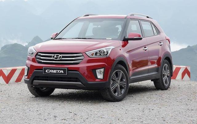 Hyundai Creta 2018 lộ diện với thiết kế khác xe ở Việt Nam - Ảnh 2.