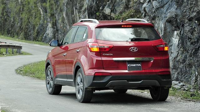 Hyundai Creta 2018 lộ diện với thiết kế khác xe ở Việt Nam - Ảnh 5.