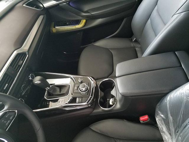 Crossover tiền tỷ Mazda CX-9 2017 đầu tiên ra biển trắng tại Việt Nam - Ảnh 5.