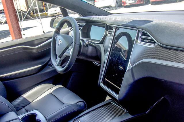 Đây là lý do bạn khó có thể chơi khăm chủ xe Tesla Model X - Ảnh 5.