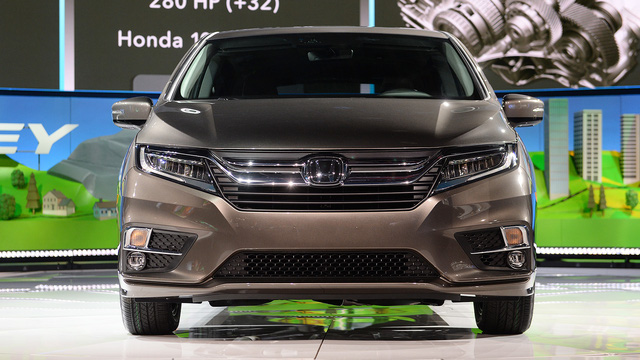 Xe gia đình lý tưởng Honda Odyssey 2018 đã xuất hiện tại các đại lý - Ảnh 3.