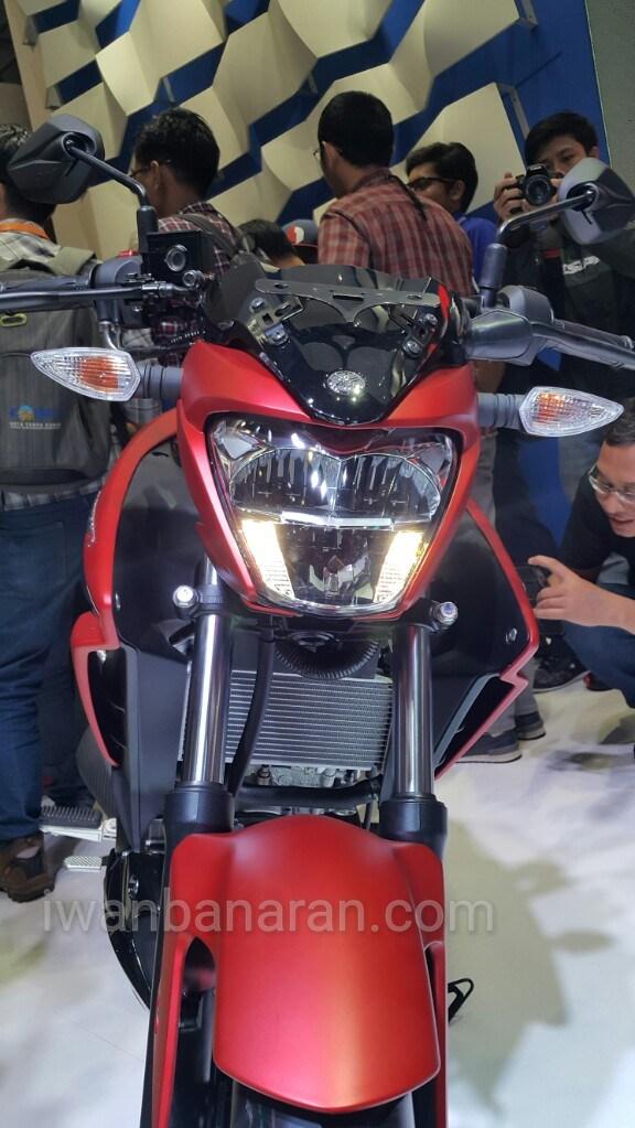 Xe côn tay Yamaha V-Ixion R 2017 được báo giá, từ 50,3 triệu Đồng - Ảnh 12.