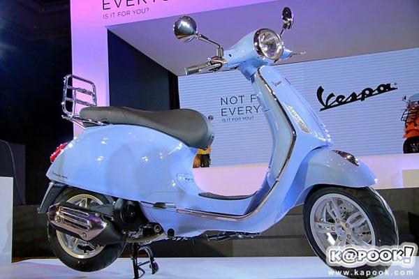 Vespa Primavera 150 có phiên bản đặc biệt mới - Ảnh 6.