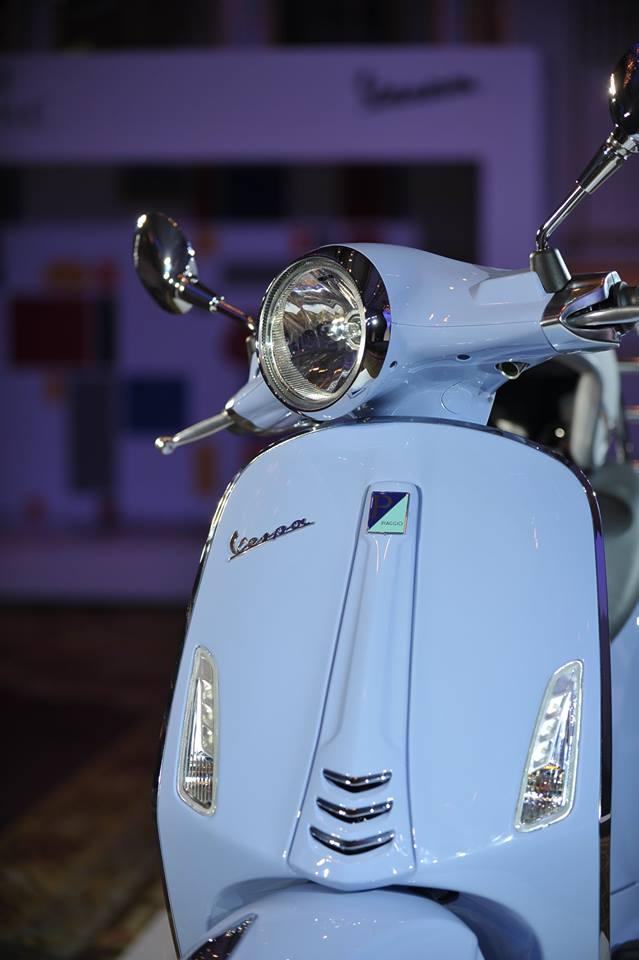 Vespa Primavera 150 có phiên bản đặc biệt mới - Ảnh 7.