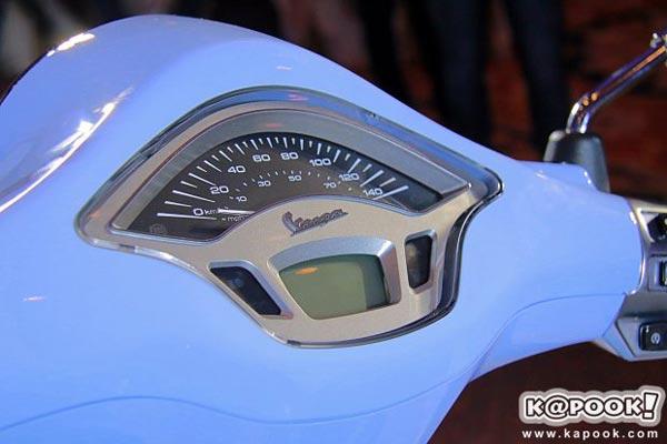 Vespa Primavera 150 có phiên bản đặc biệt mới - Ảnh 9.
