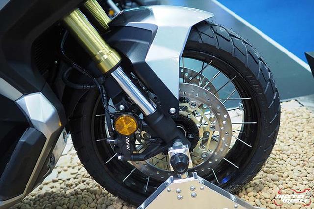 Xuất hiện hình ảnh được cho là của SUV việt dã 2 bánh Honda X-ADV tại Việt Nam - Ảnh 4.