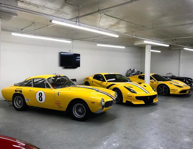 Hành trình trở thành nhà sưu tập siêu xe Ferrari có tiếng của một triệu phú người Mỹ gốc Á - Ảnh 7.