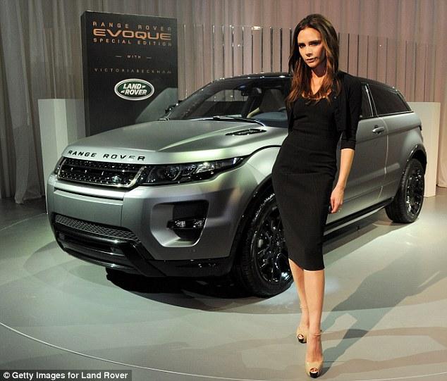 Victoria Beckham bị tố không phải là người thiết kế Range Rover Evoque Special Edition - Ảnh 1.