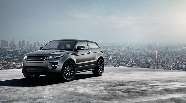 Victoria Beckham bị tố không phải là người thiết kế Range Rover Evoque Special Edition - Ảnh 3.