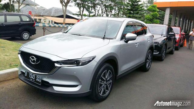 Xuất hiện hình ảnh được cho là của Mazda CX-5 2017 tại Việt Nam - Ảnh 2.