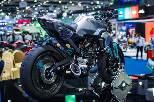Honda hé lộ hình ảnh của mẫu mô tô 150 phân khối hoàn toàn mới - Ảnh 9.