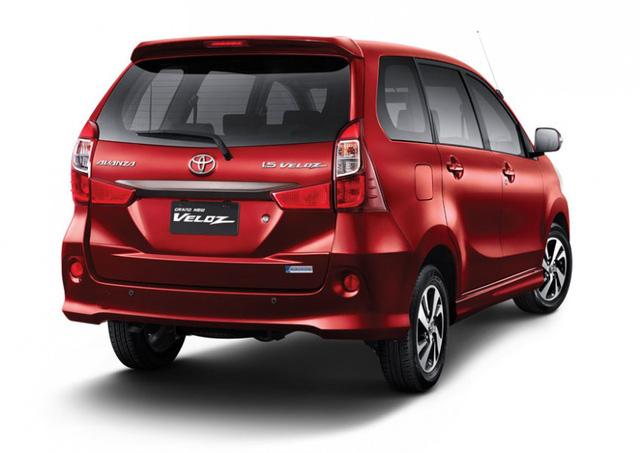 MPV giá rẻ và bán chạy Toyota Avanza sẽ ra mắt Việt Nam vào tháng sau - Ảnh 4.