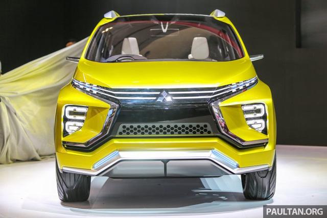 Ngắm trước xe MPV lai SUV Mitsubishi XM sẽ góp mặt trong triển lãm Ô tô Việt Nam 2017 - Ảnh 1.
