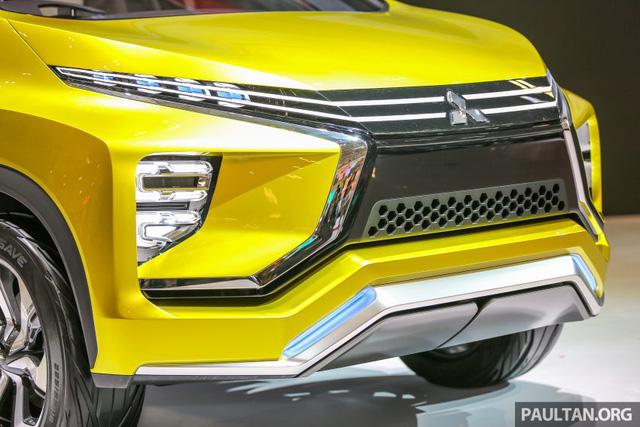 Ngắm trước xe MPV lai SUV Mitsubishi XM sẽ góp mặt trong triển lãm Ô tô Việt Nam 2017 - Ảnh 4.